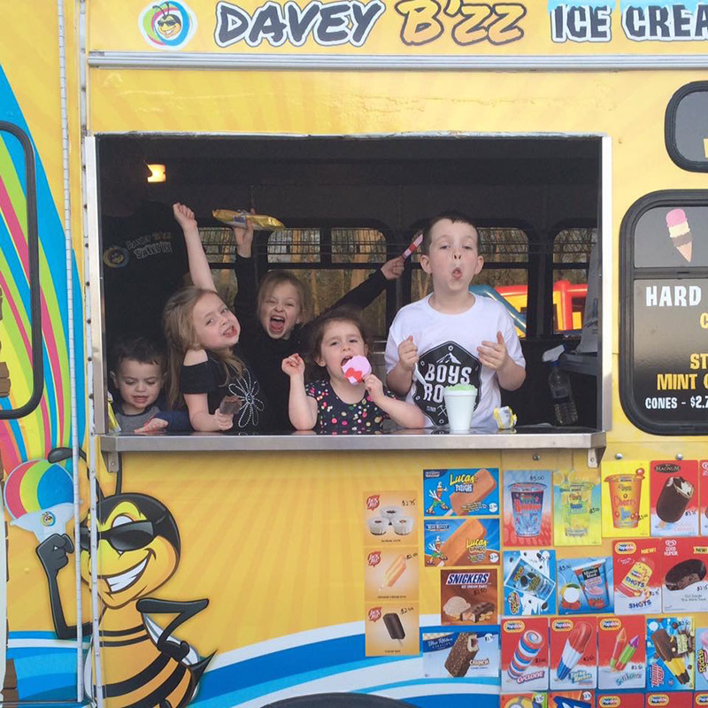 Davey B'ZZ School Events and Rentals